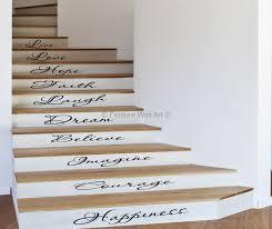 wall art words set of 10 inspirational words vinyl wall art wall art words set of 10 inspirational words vinyl wall art decal sticker