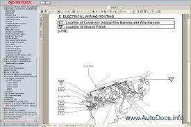 toyota auris wiring diagram with example 72284 linkinx com