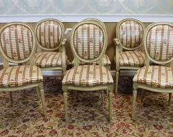 M S Armchairs Louis Chair Etsy