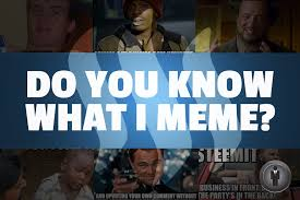 Memes Pro - do you know what i meme 11 new steemin memes by grow pro your