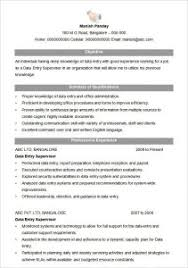 Data Encoder Resume 100 Entry Job Resume Sample Resume Objectives 21 Free Entry
