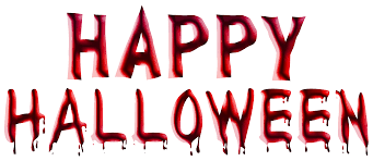 edit and free download bloody happy halloween png clipart image