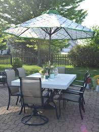 patio table transformation with full tutorial u2022 our house now a home