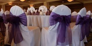 Purple Chair Covers Chair Covers Risoni