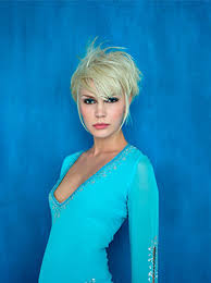 short hair over ears longer in back 25 short hairstyles for blonde hair short hairstyle blondes and