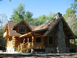 cabin homes plans log cabins home