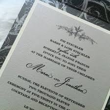 wedding invitations montreal montreal qc wedding stationers weddinglovely