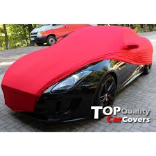 jaguar f type custom jaguar fitted car cover custom made car covers
