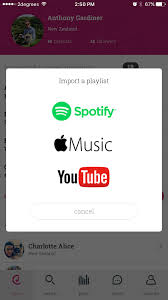 how to transfer itunes or apple music playlists to spotify or
