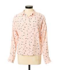 bird blouse bird print blouse dex