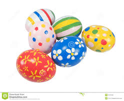 painted easter eggs painted easter eggs stock image image 4379161