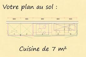 plan implantation cuisine implantation type cuisine pour la famille par venidom