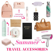 travel accessories images The ac scoop summer 39 s best travel accessories jpg