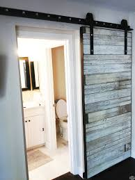bathroom door ideas barn door bathroom door playmaxlgc com