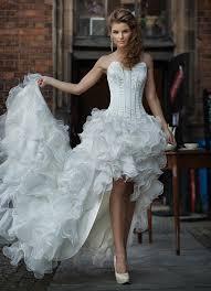 robe mari e courte devant longue derriere tendance robes mariée courte devant longue derrière qui fait