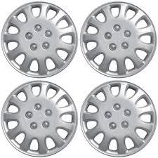 corolla amazon com hub caps for select toyota corolla pack of 4 14 inch