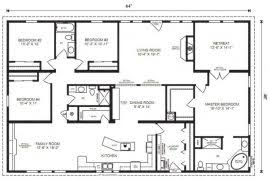 simple home floor plans simple one floor house plans homepeek