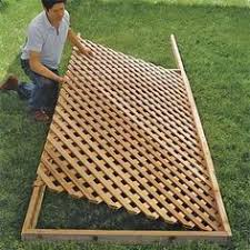 best 25 lattice fence panels ideas on pinterest deck privacy