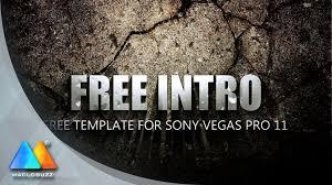 thunderstorm intro free intro template sony vegas pro 11 youtube