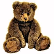 big teddy bruiser the big stuffed brown teddy by at stuffed safari
