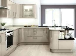 cuisine design en u cuisine design bois amazing amazing cuisine blanche et bois clair