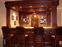 custom bars and custom built bars and basement renovations max