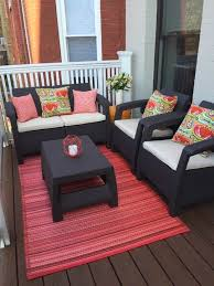Best 25 Small Patio Decorating by Best 25 Small Patio Furniture Ideas On Pinterest Apartment