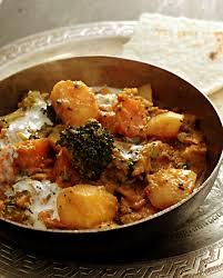 cuisiner coco plat recette végétarienne mijoté de légumes lait de coco de
