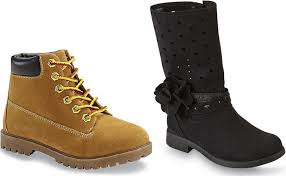 kmart s boots on sale buy 1 get 1 for 1 shoes at kmart
