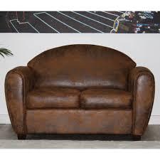 petit canap cuir 2 places petit fauteuil 2 places maison design wiblia com