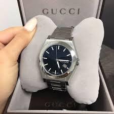 mens bracelet wrist watches images Gucci ya115209 wrist watch for men ebay jpg
