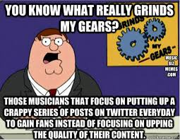 Funny Family Guy Memes - music memes music biz memes tag2nd family guy artists guide