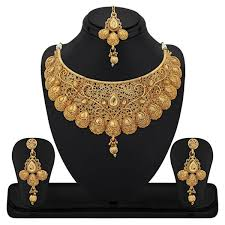 women necklace set images Gold plated necklace set for women shoping for soul jpg
