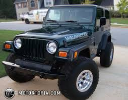 jeep rubicon 2000 2000 jeep wrangler sport 4 0 alpine edition id 1754