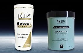 Muito Botox Capilar: Aprenda a usar o Botox Capilar da Felps &ZY91