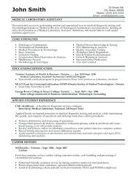 entry level medical assistant resume samples best medical