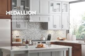 menards stock white kitchen cabinets medallion at menards cabinets brochures and literature