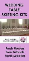 Ceiling Draping For Weddings Diy 75 Best Wedding Reception Decorations Images On Pinterest