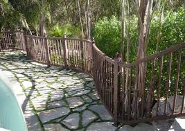 wrought iron fencing san diego ca iron property security