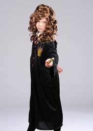 Hermione Halloween Costumes Size Hermione Granger Style Costume