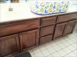 kitchen magnificent how do you restain cabinets american