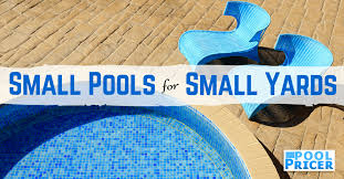 Mini Pools For Small Backyards by Small Pools For Small Yards
