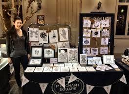 craft fair must dash illustration