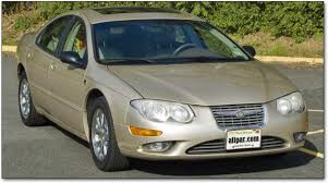 2000 chrysler 300m information and photos zombiedrive