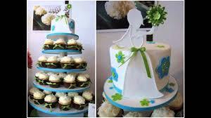 Kitchen Tea Cake Ideas Wedding Shower Party Cake Ideas Youtube