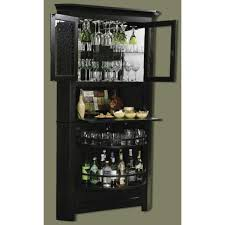 Corner Wine Cabinets Furniture Iron And Wood Corner Open Wine Cabinet Stunning Corner