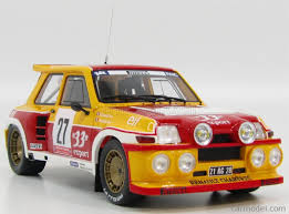 renault 5 rally otto mobile ot603 scale 1 18 renault 5 maxi turbo u0027 u002733 u0027 u0027 export