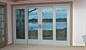 Wooden Patio Door Blinds by Door Awesome 10 Foot Sliding Glass Door Sliding Patio Doors