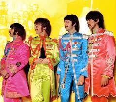sargeant peppers album cover how did the beatles decide that who is going to wear which