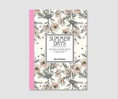 days wrapping paper book
